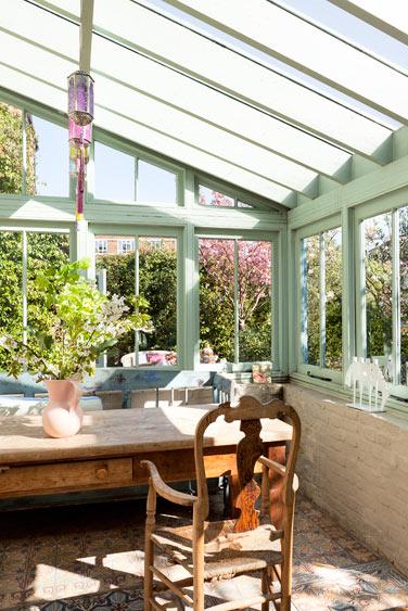 Mapesbury road for Arredare veranda chiusa