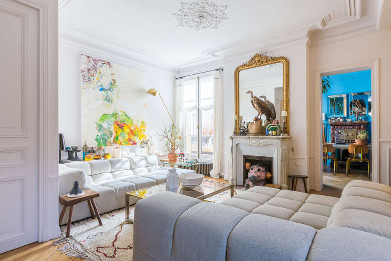 Stalking a pied-à-terre in Paris - desire to inspire ...