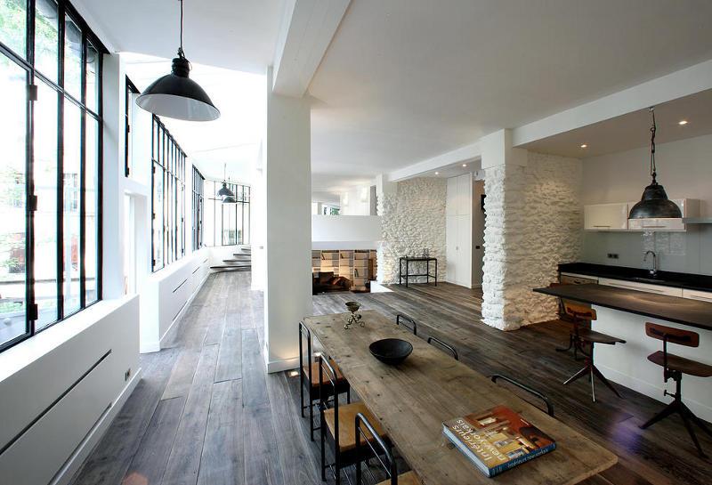 Loft Montmartre Desire To Inspire