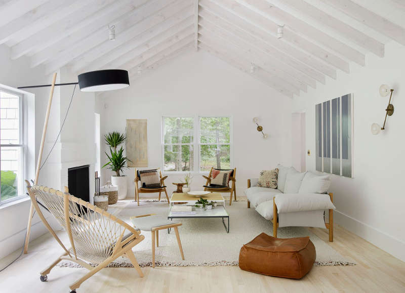 Donu0027t We All Dream About It? A Light Filled Scandinavian Getaway In A  Summer Time Holiday Hamlet? Perhaps In The Hamptons? For Jessica  Helgersonu0027s Clients ...