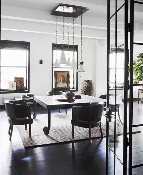 New York City Loft: When Compromise Is No Compromise
