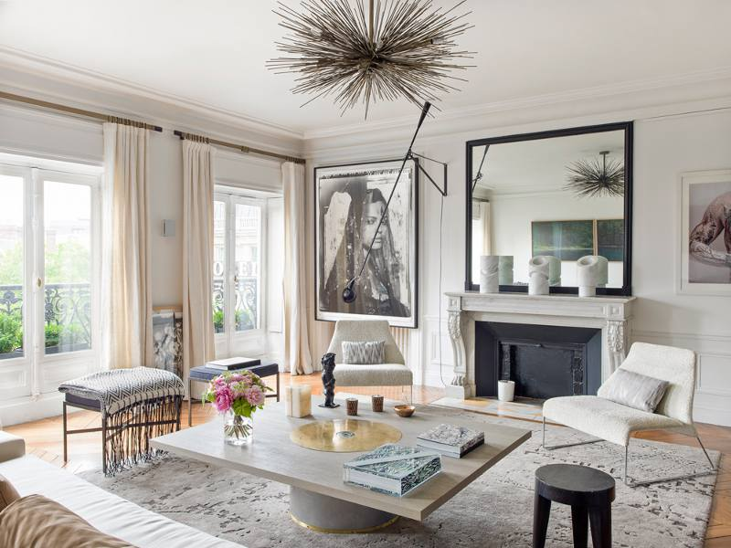 paris living room. My love affair with all things French design continues  Beauty elegance sophistication and sensuality a touch of global travels Living in style Paris desire to inspire desiretoinspire net