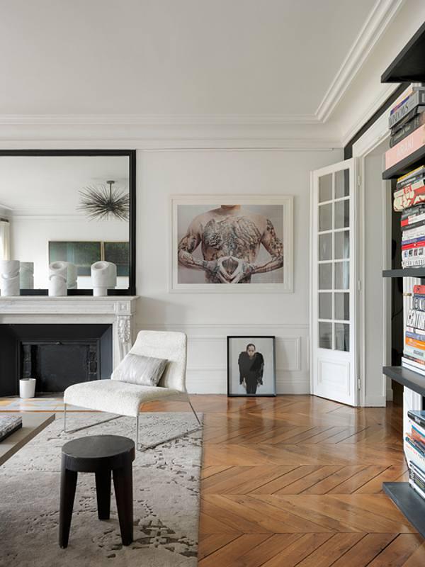Living In Style In Paris