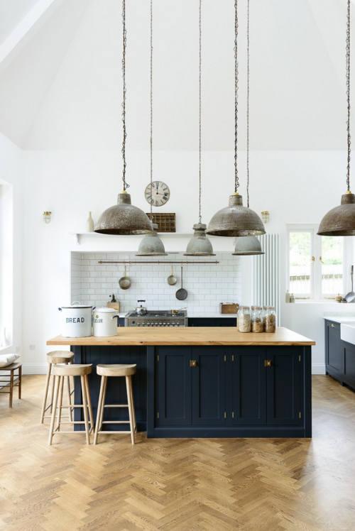 Kitchen of my dreams desire to inspire - Cuisine rouge et noir ...