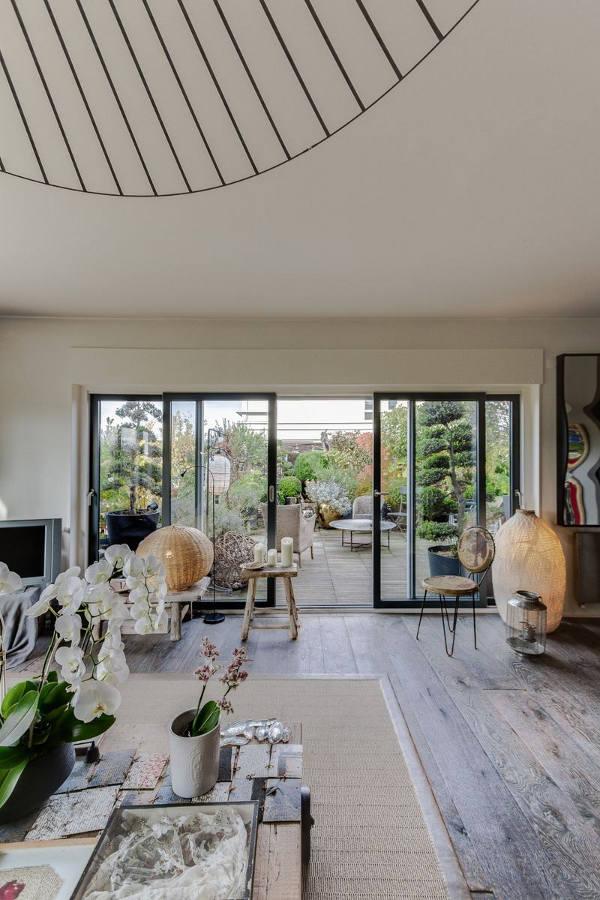 Excellent up on the roof with gcg architectes - Appartement duplex alvhem makleri goteborg ...