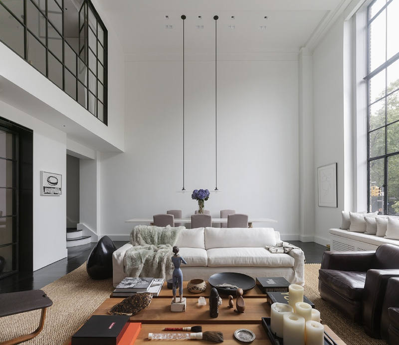 Upper west side apartment desire to inspire Modern house architect new york