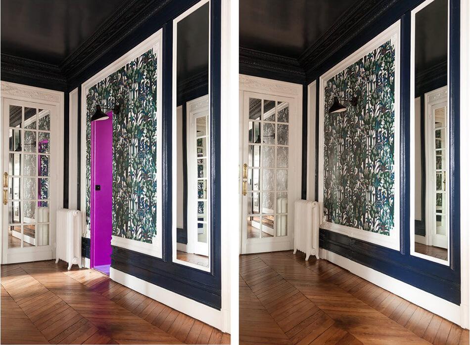 Stylish spaces in Paris by Vafadari Architecture