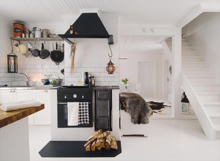 Reader request kitchens with fireplaces tim clinch teraionfo