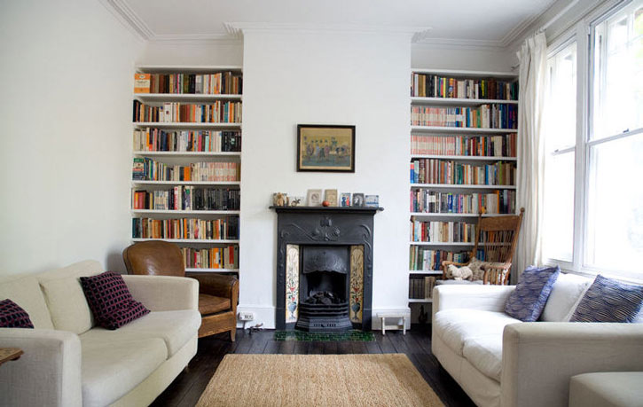 an least changing styled with re but around room family in they rooms improvement shelves built at pin the well see up and fireplace bookcase living bookshelves
