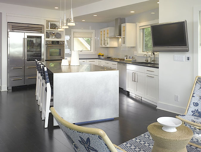 Reader request – kitchen islands with no sink/stove on bathroom countertops without sink, wet bar without sink, dishwasher without sink,