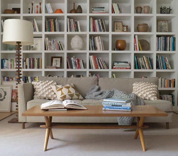 Awesome Boekenkast Woonkamer Contemporary - Ideeën Voor Thuis ...