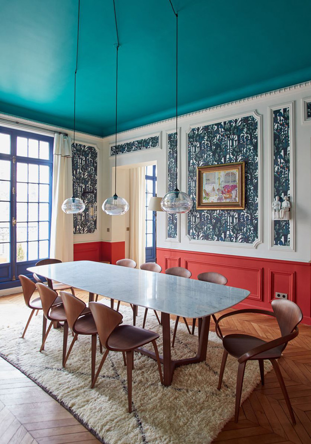 Gcg Architectes s favourite dining rooms 2017 part 2
