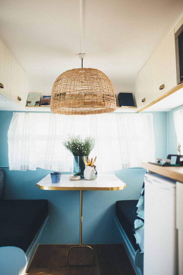 For Those Who Dream Of Bringing A Retro Caravan Back To Life With Wandering Spirit Millie The By Cedar Suede