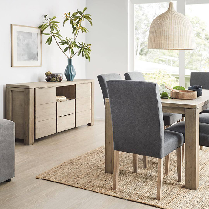 Fantastic Furniture Is Your One Stop Shop For Dining Sets This The Zoe 7 Piece Set With Zara Chairs
