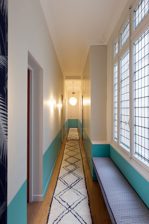Gcg Architectes s favourite hallways 2017