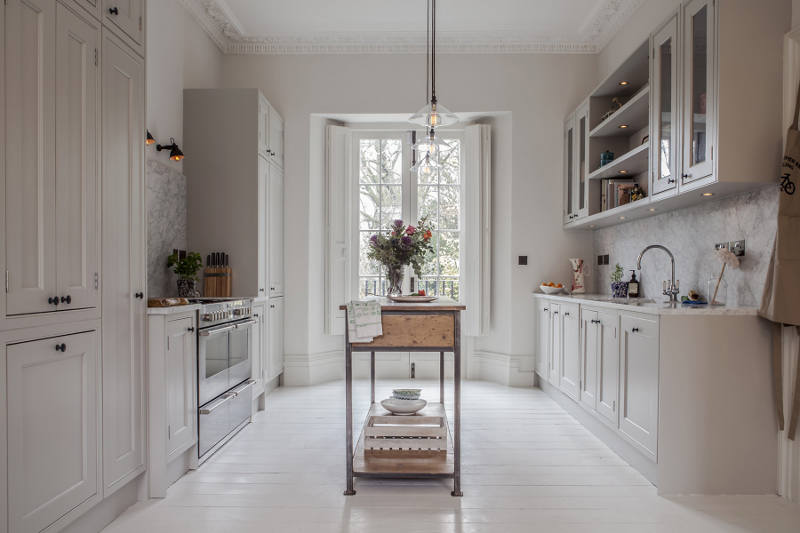 An Eclectic Georgian Townhouse Posted On Mon 15 Aug 2016 By Midcenturyjo