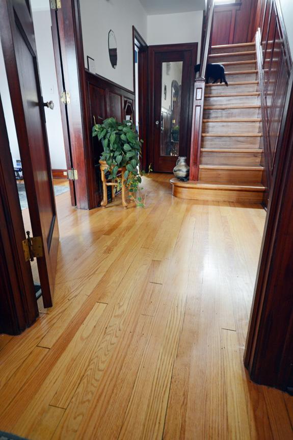 Foyer Flooring Inspiration Black White Checkered Tile