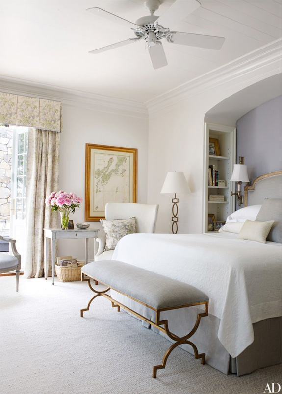 A Chic Ceiling Fan For Every Room