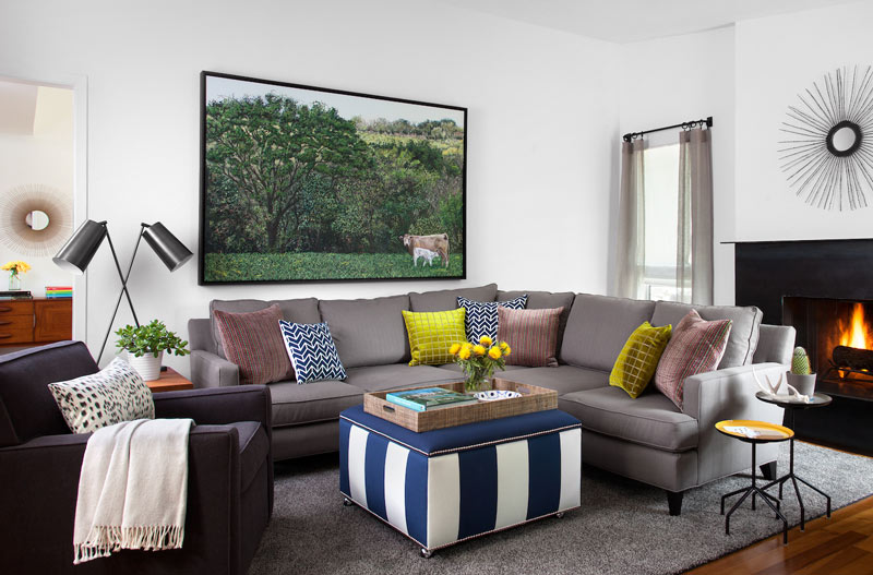 Charmant Light, Energetic, Comfortable And Pratical U2013 These Spaces By Austin, TX Interior  Designer Sarah Stacey Are Definite Eye Candy.