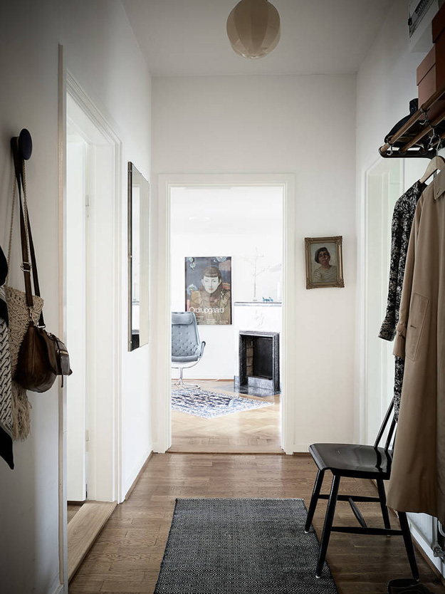 I Absolutely Adore This Apartment For In A 1930s Buidling Gothenburg Many Of Its Original Features Have Been Lovingly Red To Former Glory