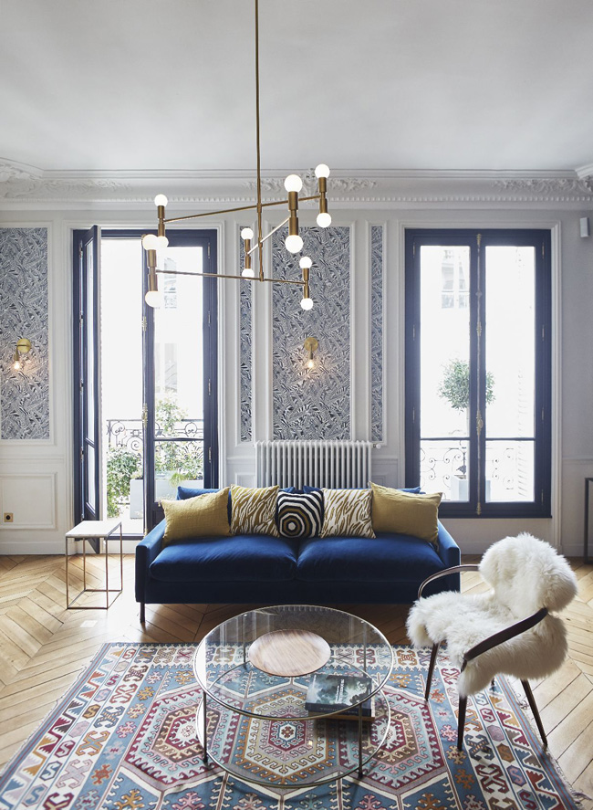 Gcg Architectes another unique apartment by gcg architectes