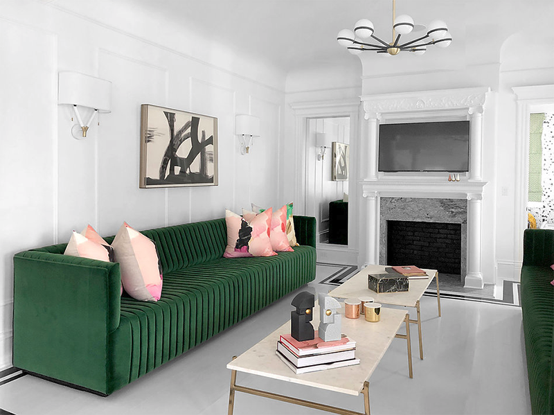 ... Interior Designer Cara Woodhouse. If Youu0027re Into Statement Light  Fixtures, Bold Hits Of Colour And Funky Furnishings Then Carau0027s Style Is Up  Your Alley.