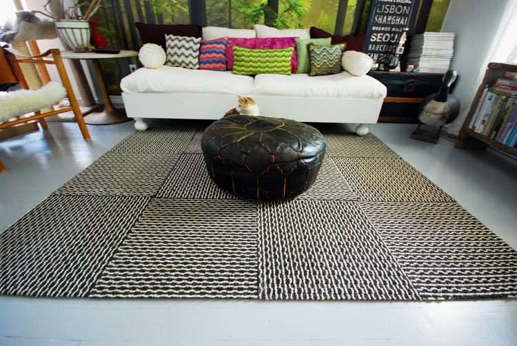 My New Flor Carpet Tiles