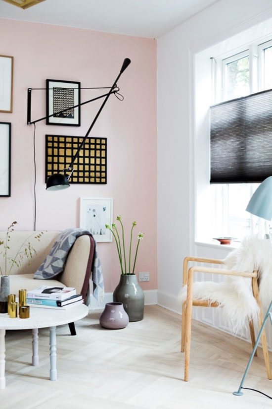 Pale pink walls aloadofball Image collections