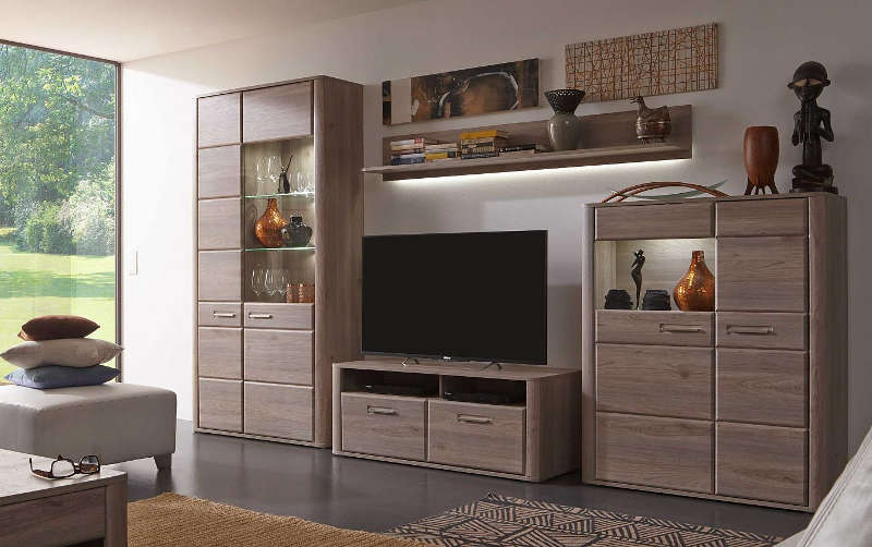 Wohnwand Xxl Pic : Stylish living room furniture solutions