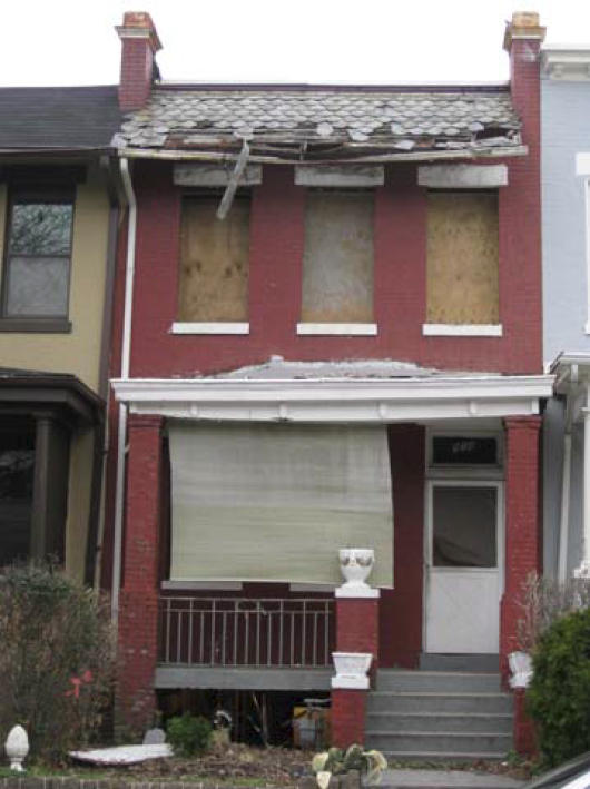 Complete Renovation Of A Row House Posted On Thu 8 Dec 2017 By Midcenturyjo
