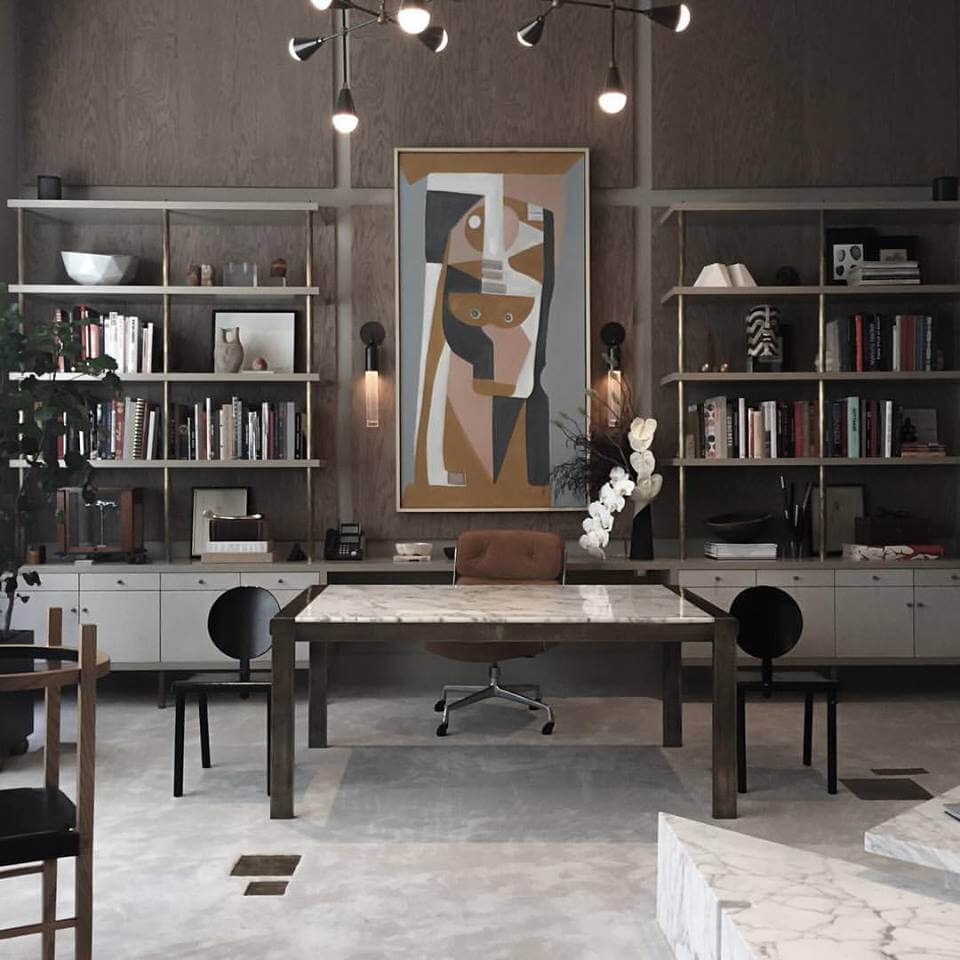 30th Street Residence: Workspace