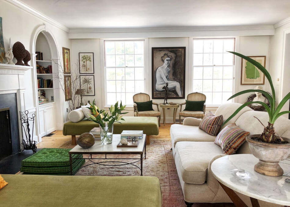 Timeless Lived In Interiors