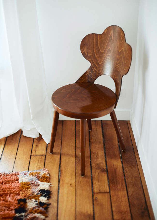 un appartement paris. Black Bedroom Furniture Sets. Home Design Ideas