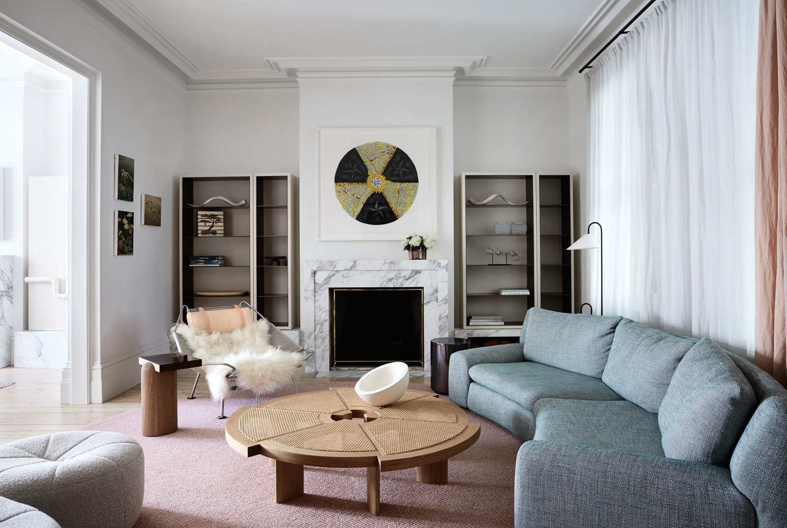 Modern Living In A Victorian House