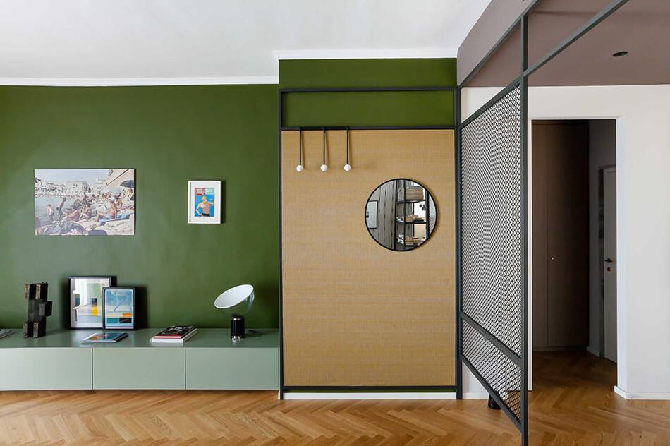 Um condomínio modernizado dos anos 60 na Itália 3