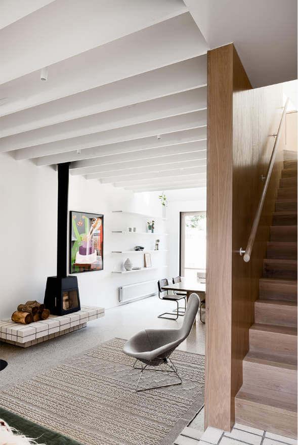 Uma casa divertida e pragmática 33