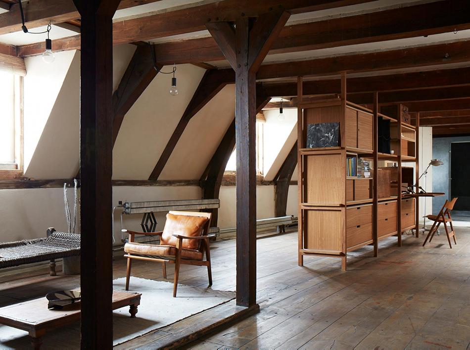 Uma casa de canal em Amsterdã transformada 47