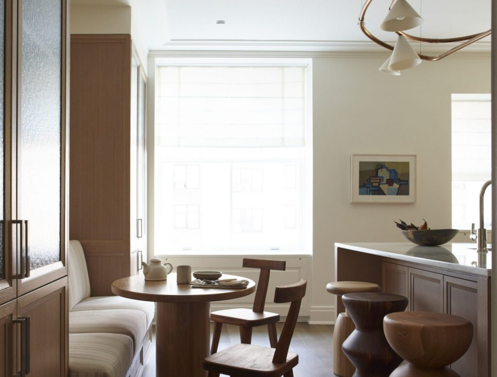A European sensibility in a NY apartment