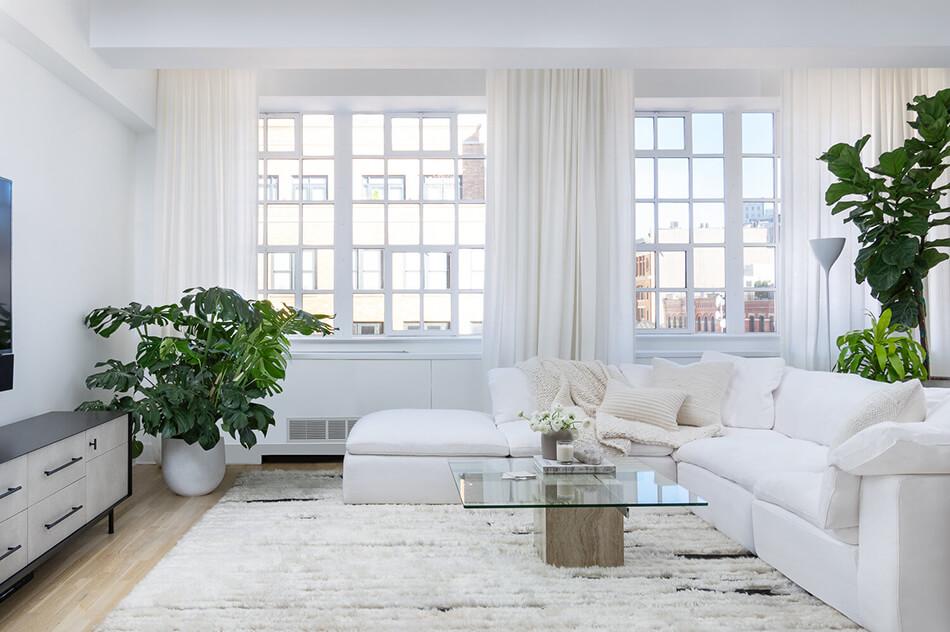 A Tribeca penthouse